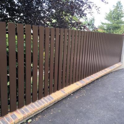 Travaux de clôtures